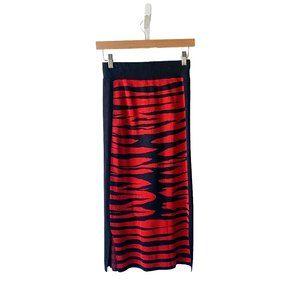 Sonia Rykiel Striped Skirt